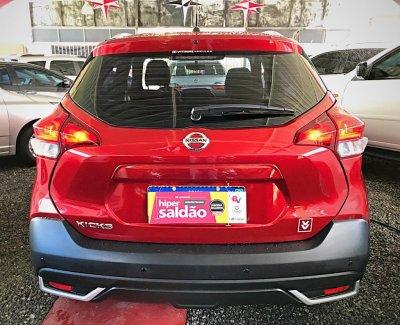 Veículo KICKS 2019 1.6 16V FLEX S 4P MANUAL