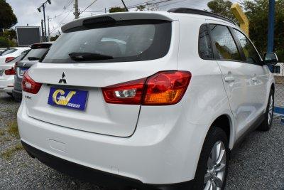 Veículo ASX 2015 2.0 4X2 16V GASOLINA 4P AUTOMÁTICO