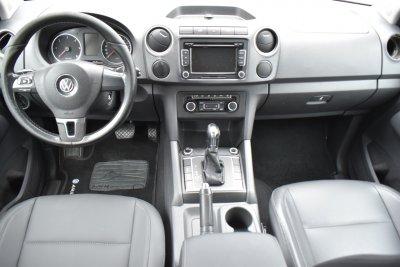 Veículo AMAROK 2012 2.0 HIGHLINE 4X4 CD 16V TURBO INTERCOOLER DIESEL 4P AUTOMÁTICO