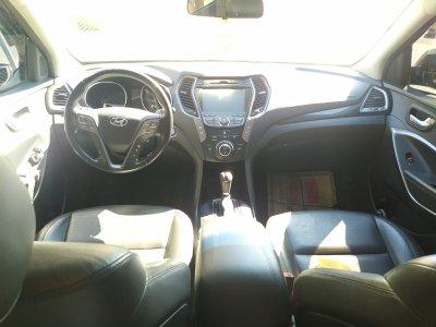 Veículo SANTA FÉ 2015 3.3 MPFI 4X4 V6 270CV GASOLINA 4P AUTOMÁTICO