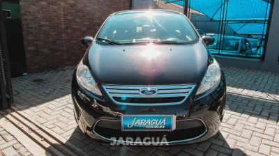 Veículo FIESTA SEDAN 2011 1.6 SE SEDAN 16V FLEX 4P MANUAL