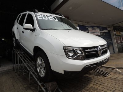 Veículo DUSTER 2020 1.6 16V SCE FLEX EXPRESSION X-TRONIC