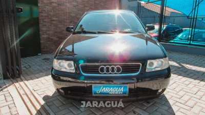 Veículo A3 2004 1.8 20V GASOLINA 4P MANUAL