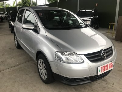 Veículo FOX 2007 1.6 MI PLUS 8V FLEX 4P MANUAL