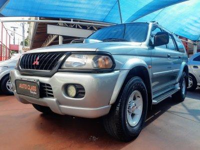 Veículo PAJERO SPORT 2001 2.8 4X4 8V TURBO INTERCOOLER DIESEL 4P AUTOMÁTICO