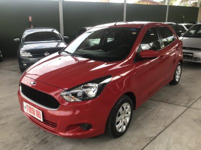 Veículo KA 2015 1.0 SE 12V FLEX 4P MANUAL