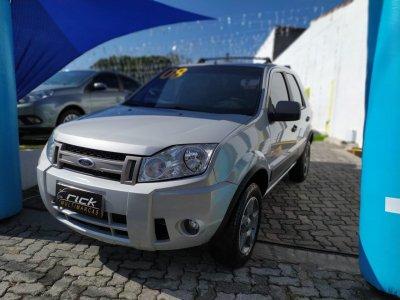 Veículo ECOSPORT 2008 1.6 XLT FREESTYLE 8V FLEX 4P MANUAL