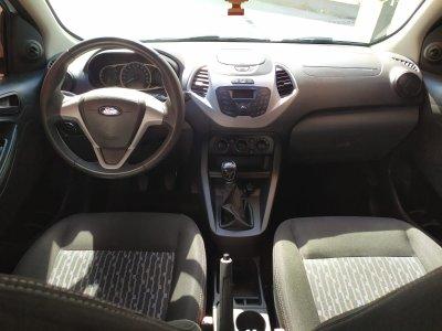 Veículo KA 2016 1.5 SE 16V FLEX 4P MANUAL