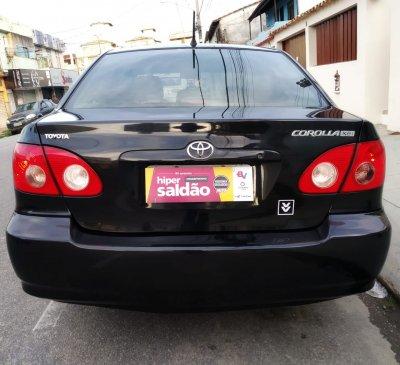 Veículo COROLLA 2008 1.8 XEI 16V FLEX 4P MANUAL