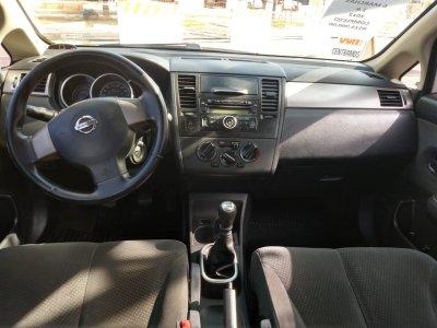 Veículo TIIDA 2011 1.8 SEDAN 16V FLEX 4P MANUAL
