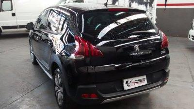 Veículo 3008 2016 1.6 GRIFFE THP 16V GASOLINA 4P AUTOMÁTICO