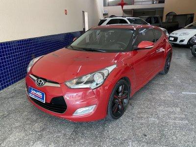 Veículo VELOSTER 2012 1.6 16V GASOLINA 3P AUTOMÁTICO