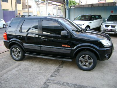 Veículo ECOSPORT 2009 1.6 XLT FREESTYLE 8V FLEX 4P MANUAL