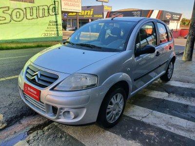 Veículo C3 2011 1.4 I GLX 8V FLEX 4P MANUAL