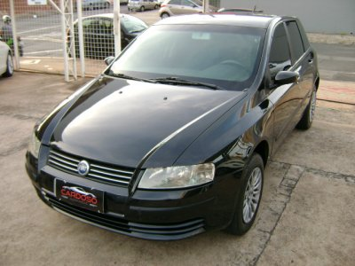 Veículo STILO 2006 1.8 MPI CONNECT 8V FLEX 4P MANUAL