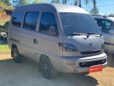 Veículo VAN 2012 1.0 8V GASOLINA 4P MANUAL