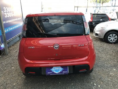 Veículo UNO 2018 1.0 FIREFLY FLEX DRIVE 4P MANUAL