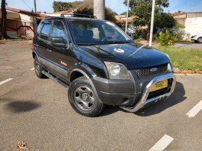 Veículo ECOSPORT 2005 1.6 XLS 8V GASOLINA 4P MANUAL