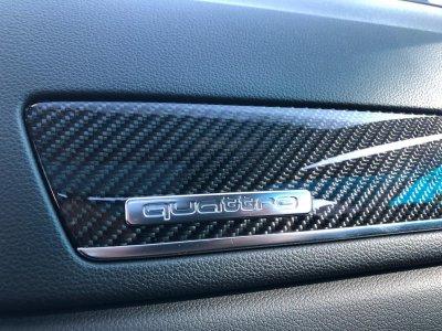 Veículo RS Q3 2017 2.5 TFSI QUATTRO 20V 340CV GASOLINA 4P S-TRONIC