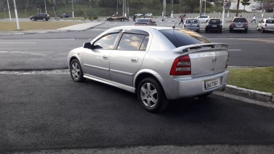 Veículo ASTRA HATCH 2003 2.0 MPFI 8V GASOLINA 2P MANUAL