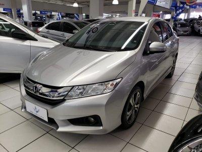 Veículo CITY 2016 1.5 EX 16V FLEX 4P AUTOMÁTICO