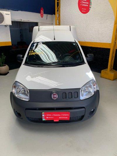 Veículo FIORINO 2018 1.4 MPI FURGÃO HARD WORKING 8V FLEX 2P MANUAL