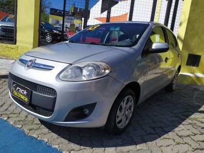 Veículo PALIO 2013 1.4 MPI ATTRACTIVE 8V FLEX 4P MANUAL