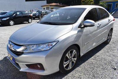 Veículo CITY 2015 1.5 EXL 16V FLEX 4P AUTOMÁTICO