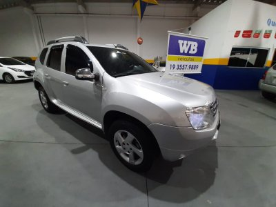 Veículo DUSTER 2012 1.6 DYNAMIQUE 4X2 16V FLEX 4P MANUAL