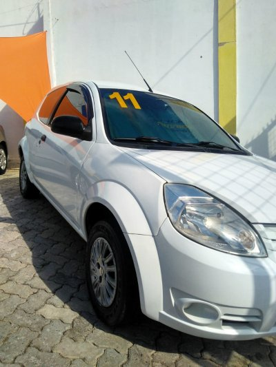 Veículo KA 2011 1.0 MPI 8V FLEX 2P MANUAL