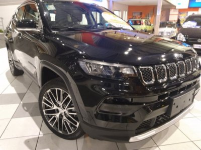 Veículo COMPASS 2022 2.0 TD350 TURBO DIESEL LIMITED AT9