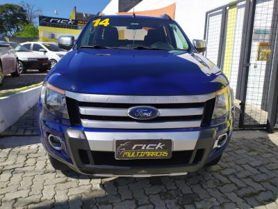 Veículo RANGER 2014 2.5 XLS 4X2 CD 16V FLEX 4P MANUAL