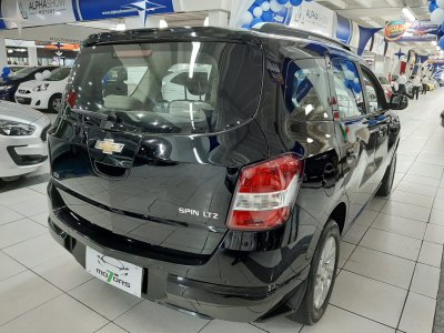 Veículo SPIN 2013 1.8 LTZ 8V FLEX 4P AUTOMÁTICO