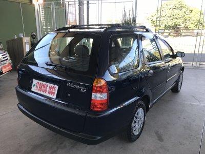Veículo PALIO WEEKEND 2001 1.0 MPI WEEKEND ELX 16V GASOLINA 4P MANUAL