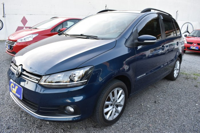 Veículo SPACEFOX 2015 1.6 MSI COMFORTLINE 8V FLEX 4P MANUAL