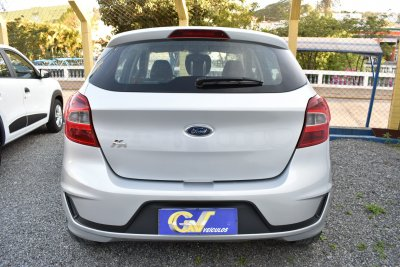 Veículo KA 2019 1.0 TI-VCT FLEX SE MANUAL