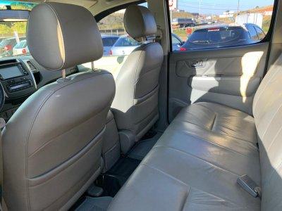 Veículo HILUX 2011 3.0 SRV 4X4 CD 16V TURBO INTERCOOLER DIESEL 4P AUTOMÁTICO