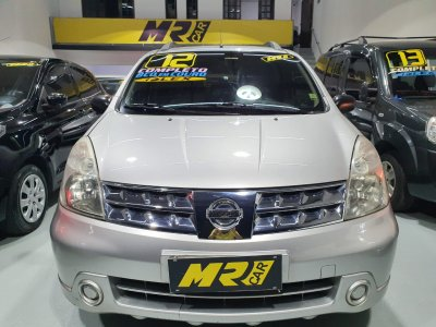 Veículo LIVINA 2012 1.6 NIGHT&DAY 16V FLEX 4P MANUAL