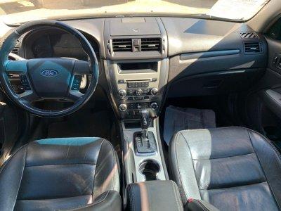 Veículo FUSION 2010 2.5 SEL 16V GASOLINA 4P AUTOMÁTICO