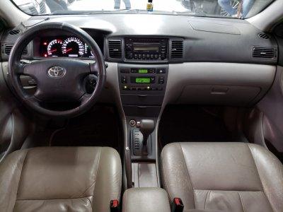 Veículo COROLLA 2003 1.8 SE-G 16V GASOLINA 4P AUTOMÁTICO