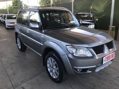 Veículo PAJERO TR4 2012 2.0 4X2 16V 140CV FLEX 4P MANUAL