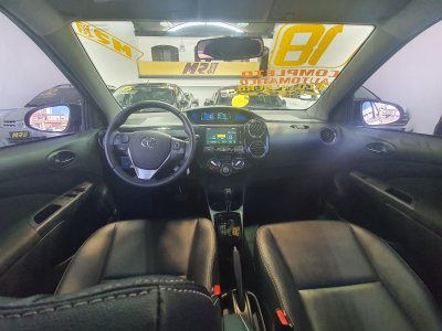 Veículo ETIOS HATCH 2018 1.5 XLS 16V FLEX 4P AUTOMÁTICO