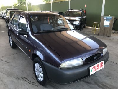 Veículo FIESTA HATCH 1997 1.0 MPI 8V GASOLINA 4P MANUAL