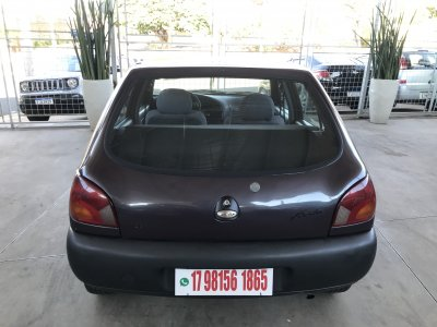Veículo FIESTA HATCH 1997 1.0 MPI 8V GASOLINA 4P MANUAL