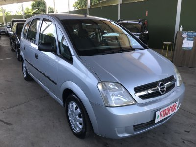 Veículo MERIVA 2006 1.8 MPFI JOY 8V FLEX 4P MANUAL