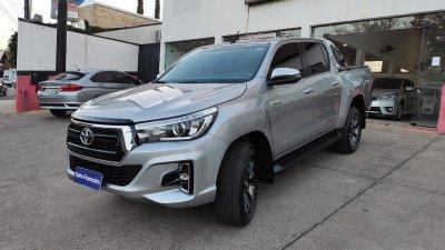 Veículo HILUX 2019 2.8 SRX 4X4 CD 16V DIESEL 4P AUTOMÁTICO