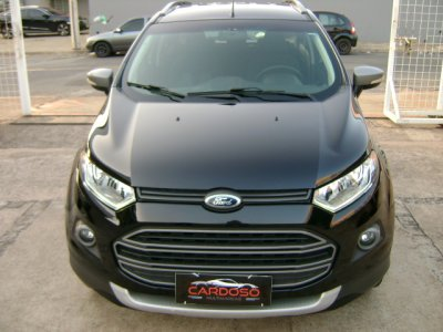 Veículo ECOSPORT 2015 1.6 FREESTYLE 16V FLEX 4P MANUAL