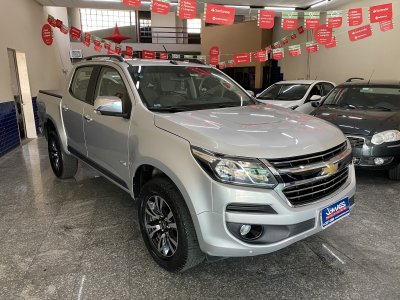 Veículo S10 2018 2.8 LTZ 4X4 CD TURBO DIESEL 4P AUTOMÁTICO