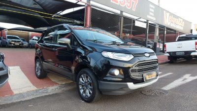 Veículo ECOSPORT 2014 1.6 FREESTYLE 16V FLEX 4P MANUAL