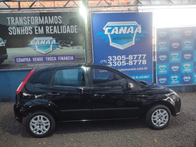 Veículo FIESTA HATCH 2008 1.0 MPI HATCH 8V FLEX 4P MANUAL